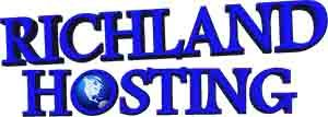 Richland Hosting Website Design Logo