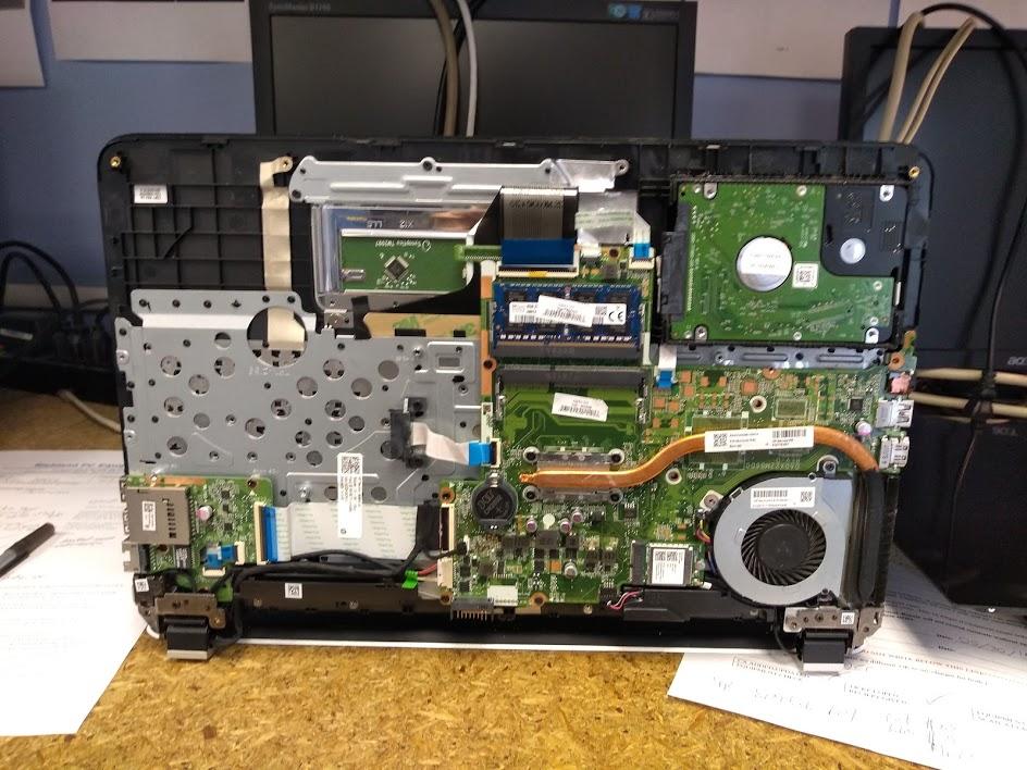 Laptop Computer Repair